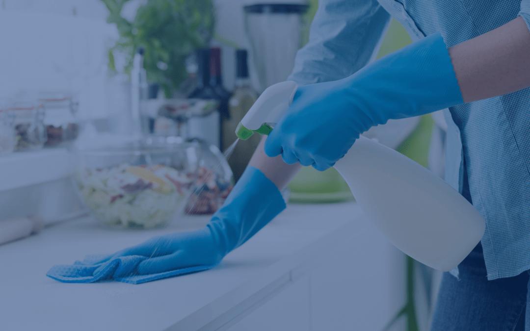 Housekeeping to Burn Calories