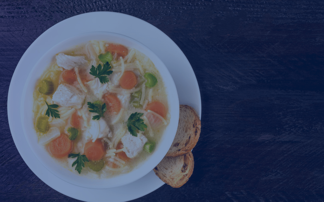 The Simplest Slow-Cooker Chicken Soup